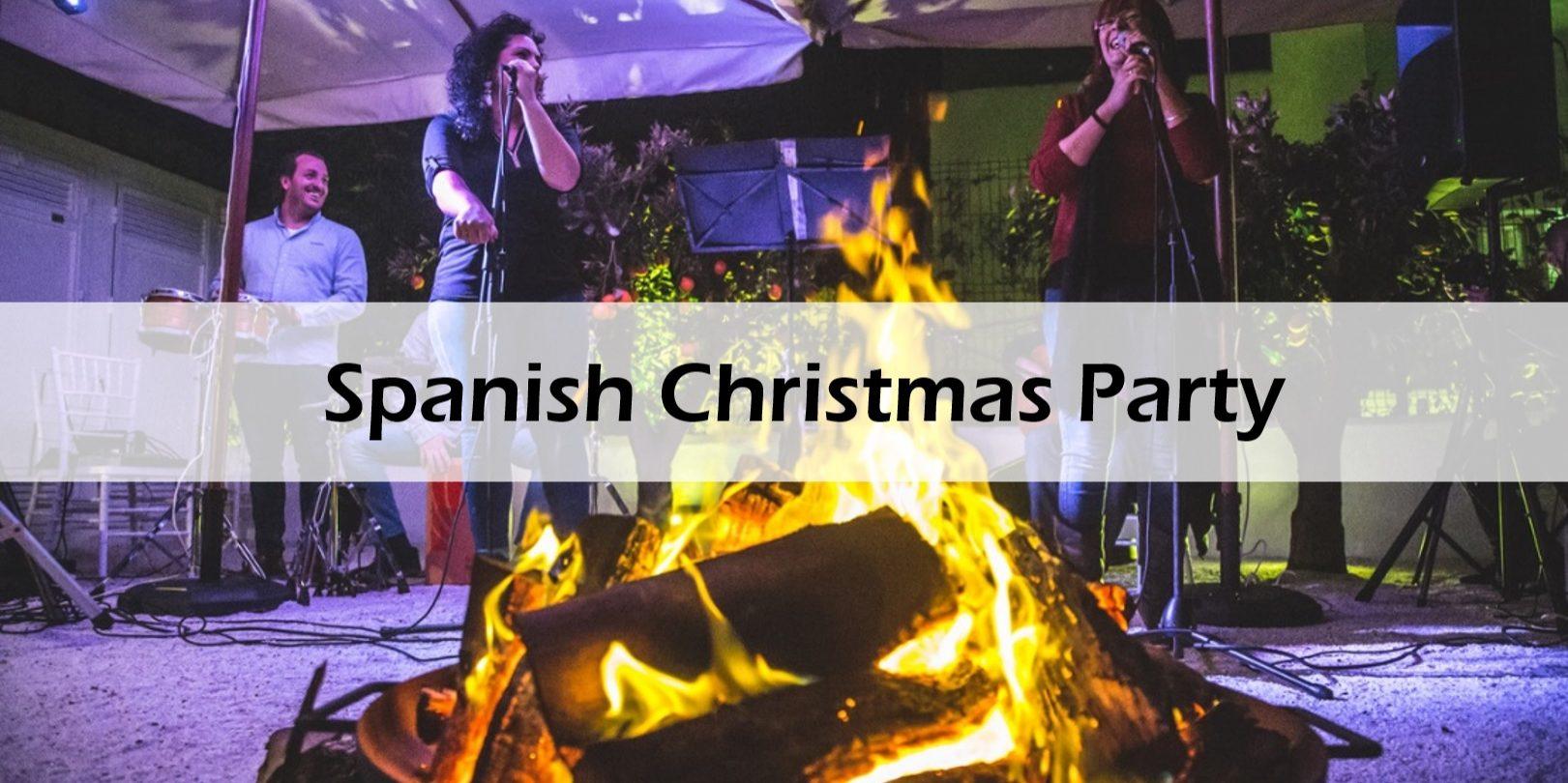 Spanish Christmas Party
