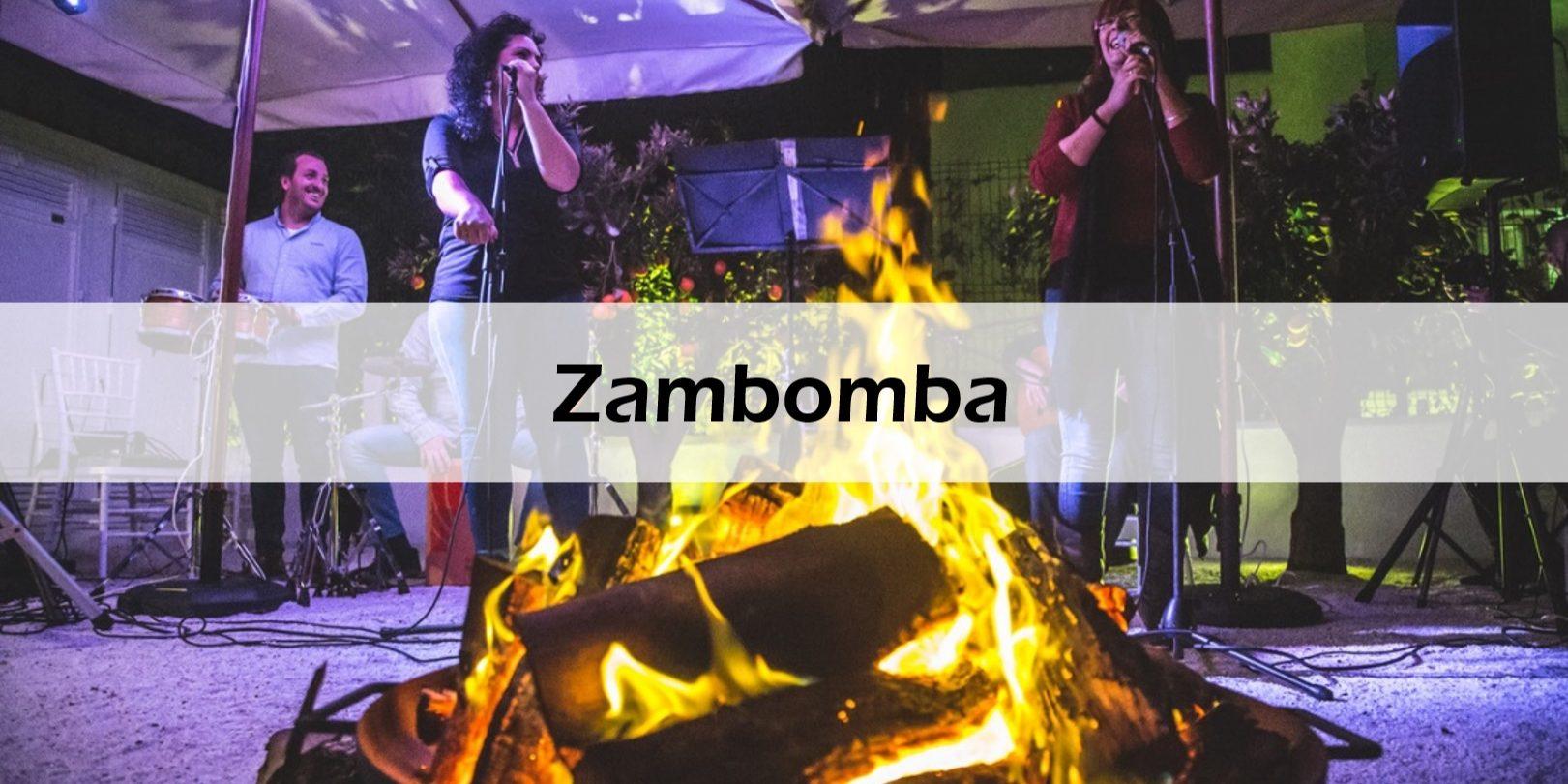 Zambomba 1